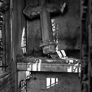 Paris Cemeteries--In Monochrome