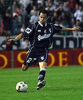 Fotball<br />Argentina<br />08/11/03 QUILMES (0 ) Vs. VELEZ SARSFIELD (1 ). Football - Bs. As. - Argentina. Fourteenth match of the Torneo Apertura 2003.<br />TRULLET (Quilmes)<br />Foto: Digitalsport