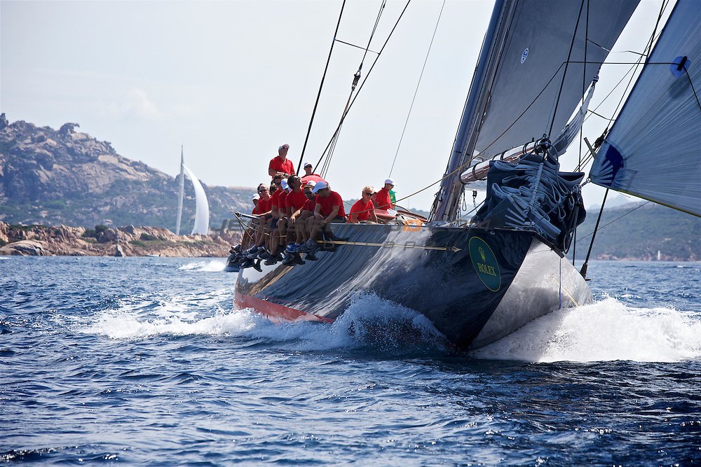 Rolex maxi world championships 2013, day 4