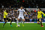 Leeds United's Luke Ayling (2) during the EFL Sky Bet Championship match between Leeds United and Burton Albion at Elland Road, Leeds, England on 29 October 2016. Photo by Richard Holmes.
