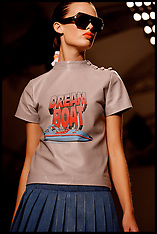SEP 17 2013 Ashley Williams Show At London Fashion Week