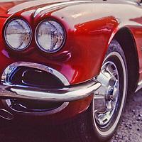 1962 Corvette Convertible Roadster All Time Classic