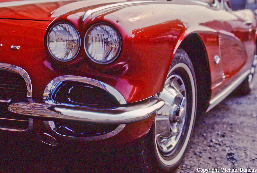 1962 Corvette Convertible Roadster All Time Classic