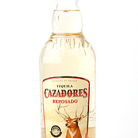 Cazadores reposado -- Image originally appeared in the Tequila Matchmaker: http://tequilamatchmaker.com