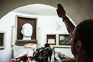 Fascist nostalgia in Predappio, Italy