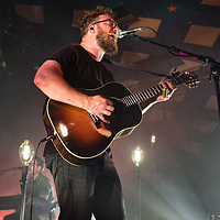 Gomez in concert at The Barrowland Ballroom, Glasgow, Great Britain 8th May 2018