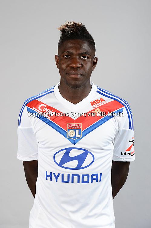 Samuel UMTITI - 05.10.2013 - Photo Officielle - Lyon -<br /> Photo : Icon Sport
