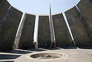 Armenia, Yerevan, Tsitsernakaberd, Museum and Memorial of the 1915 Armenian Genocide