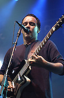 Dave Matthews kicks off his spring 2002 tour at the MCI Center in Washington, DC on Thursday April 4, 2002.