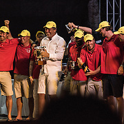 Antigua Sailing Week Dancer and Prizes