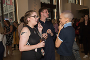 LIV WYNTER; JASPER JARVIS; RENE MATICH, Art Night Party, Phillips de Pury. 24 May 2018