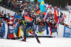 Lisa Vittozzi (ITA) during the Mixed Relay 2x 6 km / 2x 7,5 km at day 3 of IBU Biathlon World Cup 2019/20 Pokljuka, on January 23, 2020 in Rudno polje, Pokljuka, Pokljuka, Slovenia. Photo by Peter Podobnik / Sportida