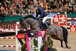 DREHER Hans-Dieter (GER), Berlinda<br /> Leipzig - Partner Pferd 2019<br /> IDEE Kaffe Preis<br /> CSI5*<br /> 18. Januar 2019<br /> © www.sportfotos-lafrentz.de/Stefan Lafrentz