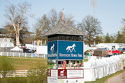 The immaculate grounds CCI4* Showjumping<br /> Rolex Kentucky Three Day Event CCI4* <br /> Lexington 2015<br /> © Hippo Foto - Libby Law<br /> 26/04/15