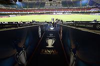 02.06.2017 - Cardiff - Finale di Champions League, allenamento e conferenza stampa di vigilia -  Juventus-Real Madrid nella  foto: Il Millenium Stadium