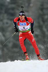 Ondrej Moravec  (CZE) at Men 20 km Individual at E.ON Ruhrgas IBU World Cup Biathlon in Hochfilzen (replacement Pokljuka), on December 18, 2008, in Hochfilzen, Austria. (Photo by Vid Ponikvar / Sportida)