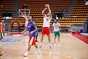 Christian Burns, Bologna 12.09.18 Allenamenti Nazionale Italiana Maschile Senior, Foto CiamilloCastoria/Fassi