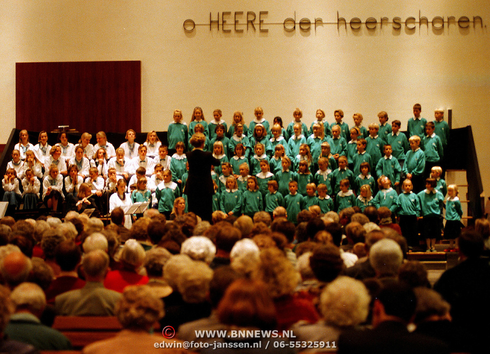 Concert koor Zenderkerk Huizen