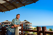 Cary Mullen of Vivo Resorts, beachside hotel and living in Puerto Escondido Mexico
