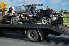 Auckland-Woman dies in accident with truck, Riverhead-Coatesville Highway