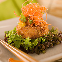 Crab Cake, Chef Chai Chaowasaree for HVCB.