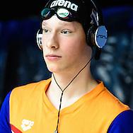 Zwemmen Amsterdam NJJK korte baan 2015 : Peter Rothengatter