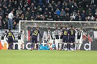 13.12.2018 - Torino - Champions League   -  Juventus-Tottenham nella  foto: Christian Eriksen segna il gol del 2 a 2