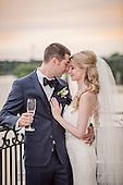 Megan & Ryan's sweet summer wedding at Cambridge Mill