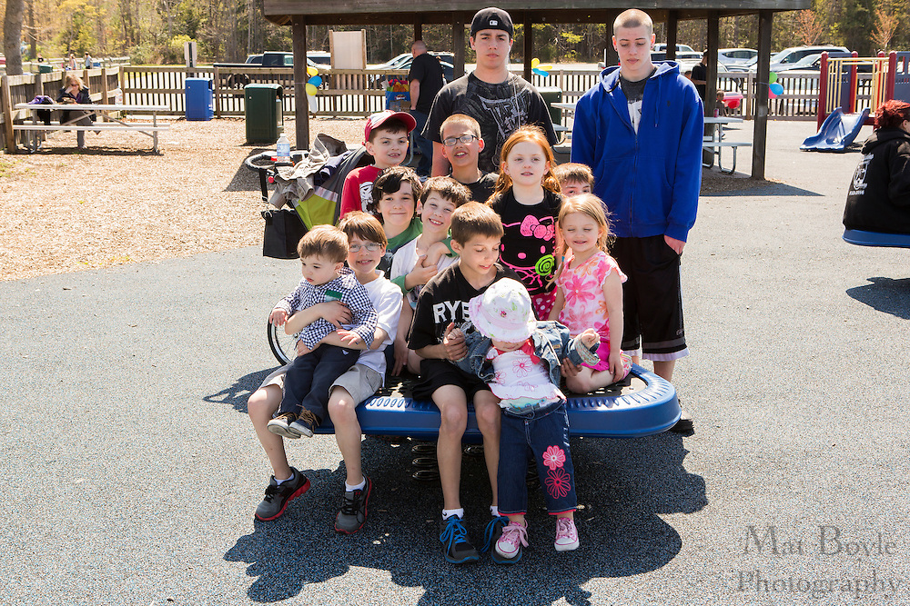 Aiden's Birthday at Park in Galloway Township, NJ on Saturday April 27, 2013. (photo / Mat Boyle)