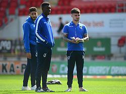 Dom Telford of Bristol Rovers - Mandatory by-line: Alex James/JMP - 21/04/2018 - FOOTBALL - Aesseal New York Stadium - Rotherham, England - Rotherham United v Bristol Rovers - Sky Bet League One