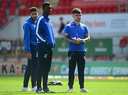 Dom Telford of Bristol Rovers - Mandatory by-line: Alex James/JMP - 21/04/2018 - FOOTBALL - Aesseal New York Stadium - Rotherham, England - Rotherham United v Bristol Rovers - Sky Bet League One
