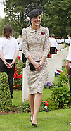 Royals Attend Somme Battle Centenary Service 3