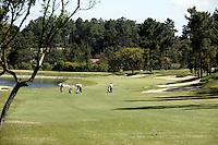 Golfbaan Quinta do Reru in de omgeving van Lissabon