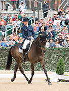 Michael Jung (GER) and FischerRocana during the Rolex Kentucky 3-Day Event at the Kentucky Horse Park in Lexington, Kentucky, April 28, 2017.