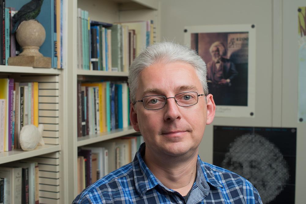 English Department, People, English Faculty, Paul Jones