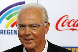 12.04.2019, Europa Park, Rust, GER, Radio Regenbogen Award 2019, im Bild Fußballkaiser Franz Beckenbauer // during the Radio Rainbow Award at the Europa Park in Rust, Germany on 2019/04/12. EXPA Pictures © 2019, PhotoCredit: EXPA/ Eibner-Pressefoto/ Joachim Hahne<br /> <br /> *****ATTENTION - OUT of GER*****