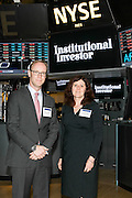 Institutional Investror honored the 2014 Best CFO's with an Awards Dinner at the NYSE on May 14, 2014. (Photo: JeffreyHolmes.com)