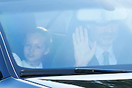 091216 Spanish Royals Take Their Children to the School