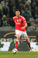 Andreas Samaris    - 08.02.2015 - Sporting / Benfica - Liga Sagres<br />Photo : Carlos Rodrigues / Icon Sport