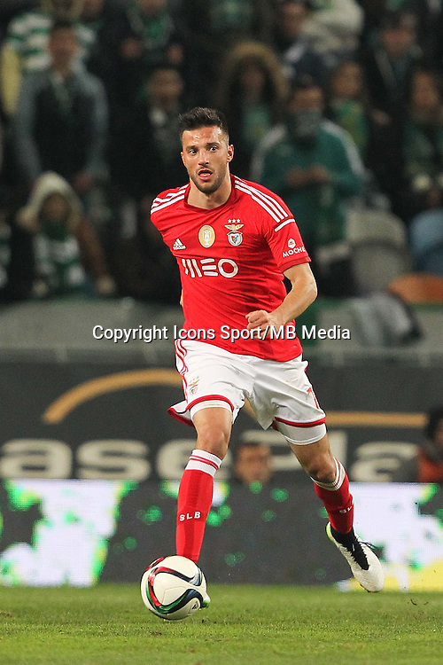 Andreas Samaris    - 08.02.2015 - Sporting / Benfica - Liga Sagres<br />