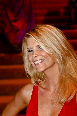 NLD/Amsterdam/20081211 - Miljonairfair 2008, Anouska Wink