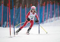 BWL J5  slalom at Gunstock  March 4, 2012.