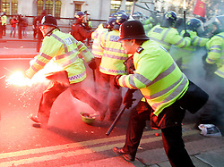 ©under license to London News Pictures. Picture dated 09/12/2010 The government is planning to cut its funding for the police by 20% by 2015 it announced today (02/03/11). photo credit should be read as: Michael Zemanek / LNP