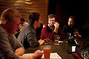Market Garden Brewery on January 3, 2013.