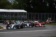 June 5-7, 2015: Canadian Grand Prix: Start of the Canadian Grand Prix
