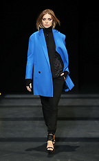 FEB 09 2013 Tibi show at New York Fashion Week A/W 13