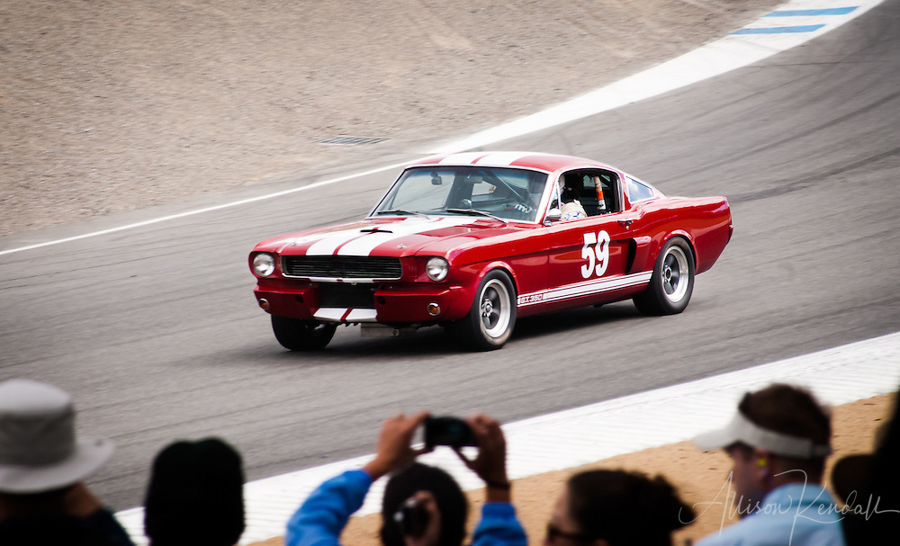Rolex Monterey Motorsports Reunion races at Laguna Seca, during Monterey Car Week