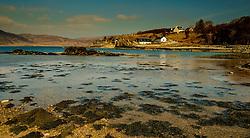 The village or Ord in Skye, Scotland<br /> <br /> (c) Andrew Wilson | Edinburgh Elite media