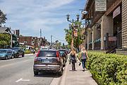 Old Town Temecula Street Scene
