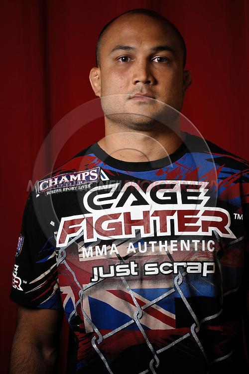 "A portrait of mixed martial arts athlete BJ ""The Prodigy"" Penn"